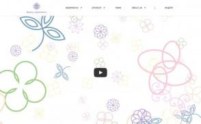 株式会社ビューティーエクスペリエンスさま 「beauty experience」企業サイト